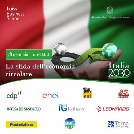 italia 2030 conte buffagni