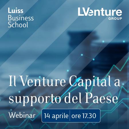 Il Venture Capital a supporto del Paese