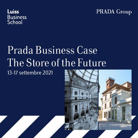MBA International Week 2021 con Prada Group