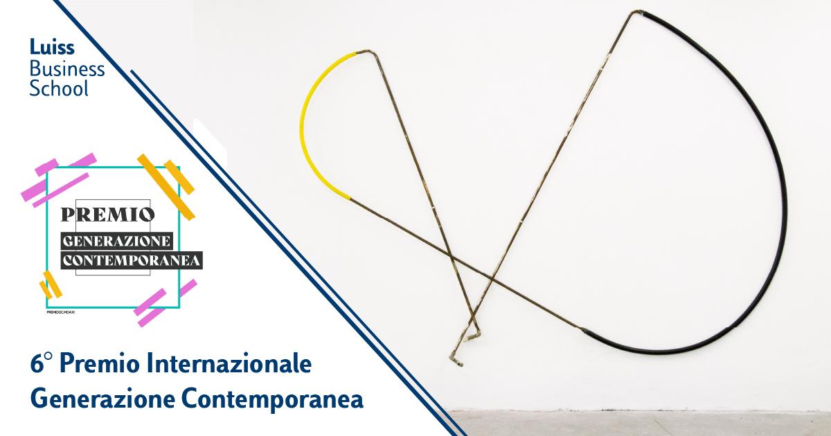 Sesto Premio Internazionale Generazione Contemporanea Master of Art Facebook