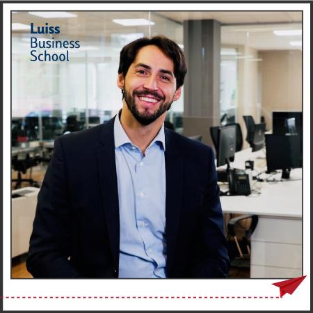 Riccardo Angelini Rota: «Executive MBA, una boccata d'aria fresca che può cambiarti la vita»