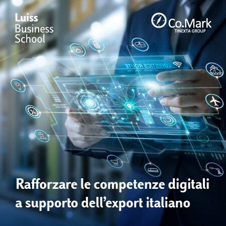 Luiss Business School e Co.Mark: nuova collaborazione per il Major in Digital Export