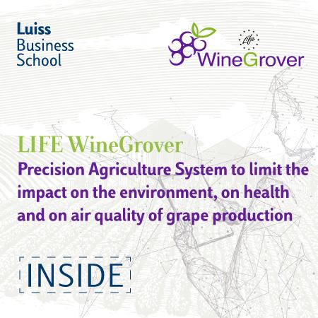 LIFE WineGrover, un progetto per innovare la viticoltura