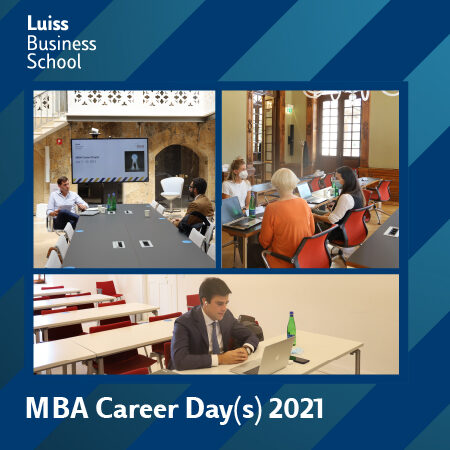 MBA Career Day(s) 2021