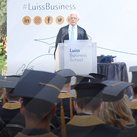 Be a change leader: the post-Covid challenge of the Luiss Business School