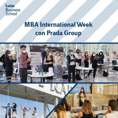 Ripensare lo store del futuro: la sfida di Prada al centro dell'MBA International Week