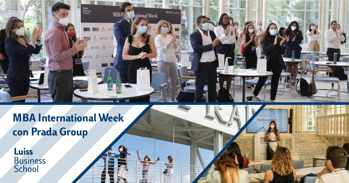 MBA International Week Prada