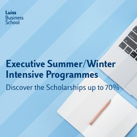 Scholarships for Executive Summer/Winter Intensive Programmes