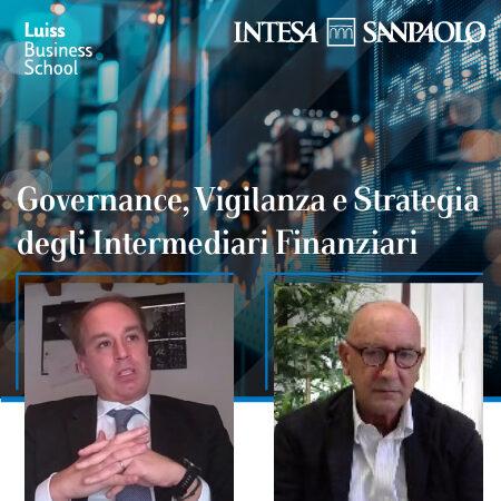 Intesa Sanpaolo e Luiss Business School insieme per l'alta formazione su governance dei rischi finanziari